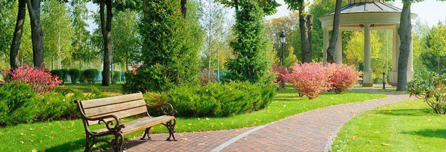 Aménagement et entretien de parcs et jardins dans le 77