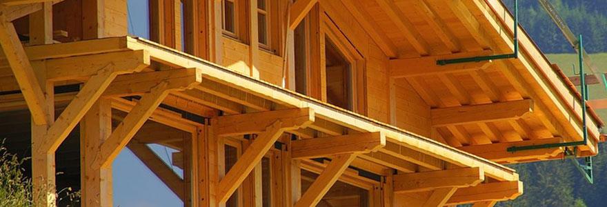 Construire une maison à ossature en bois