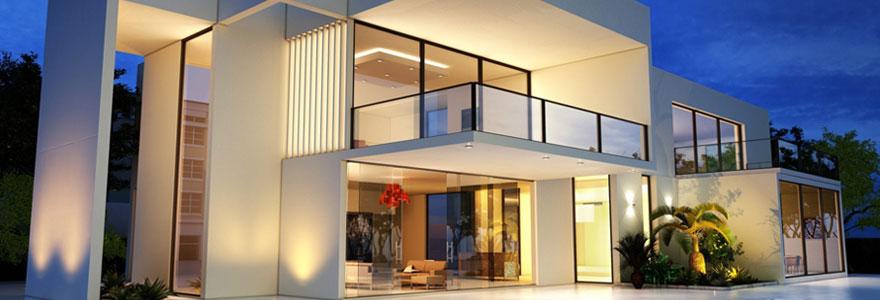 Maisons au style contemporain ou traditionnel
