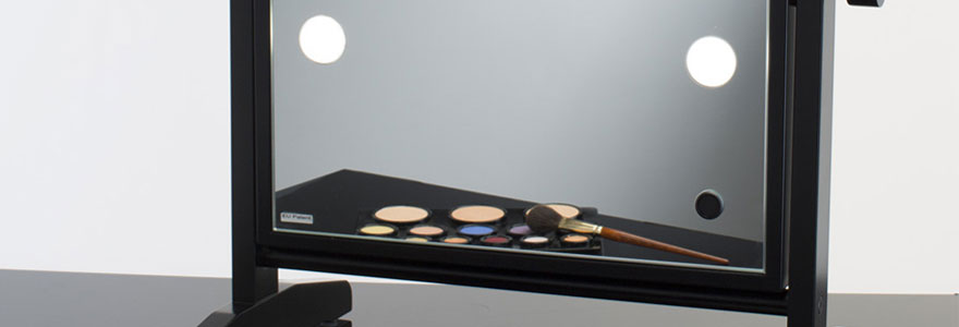miroir table de maquillage